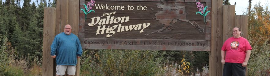 Driving the Dalton Highway- Fairbanks to Coldfoot