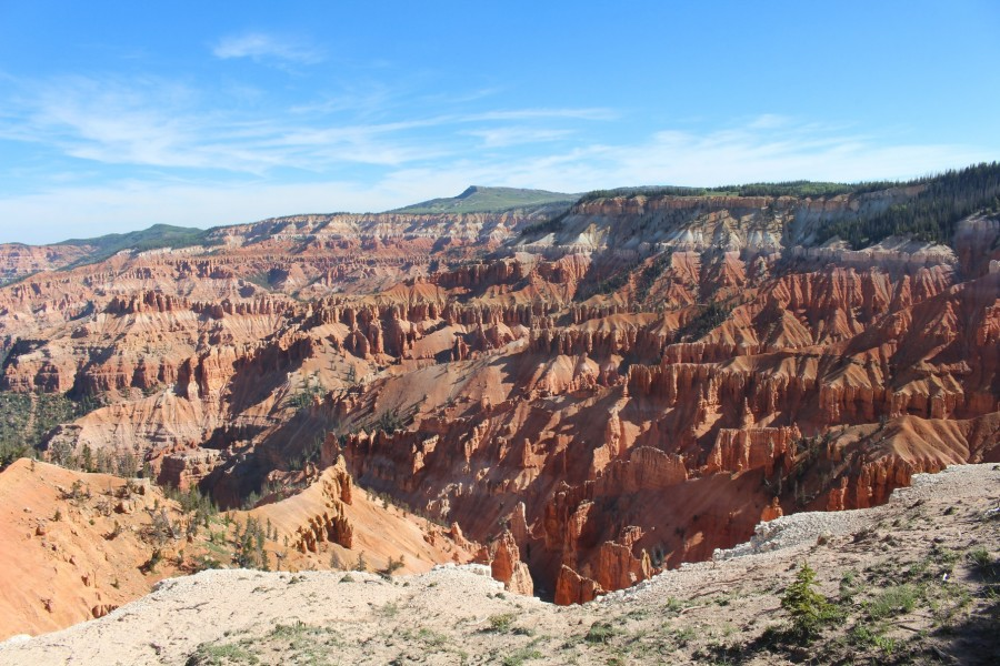 Cedar Break National Monument, Utah- last NPS unit in the west I had to visit