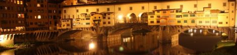 Photo Essay- Florence at Night